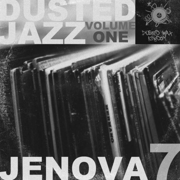 Dusted Jazz Volume One cover art