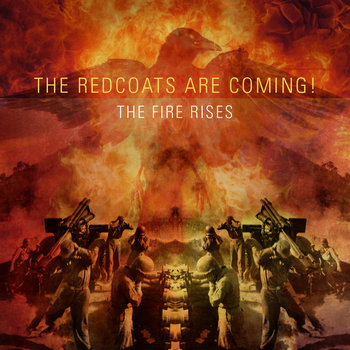 The Fire Rises (Demo) cover art