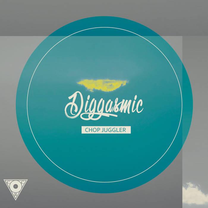 Diggasmic EP cover art