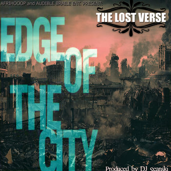Edge of the City (Produced by DJ Seanski) cover art