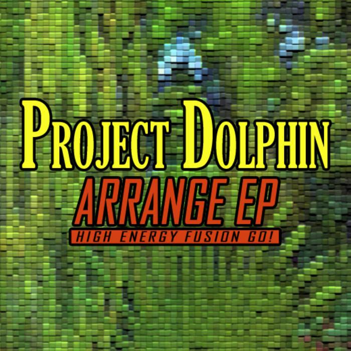 Arrange EP cover art