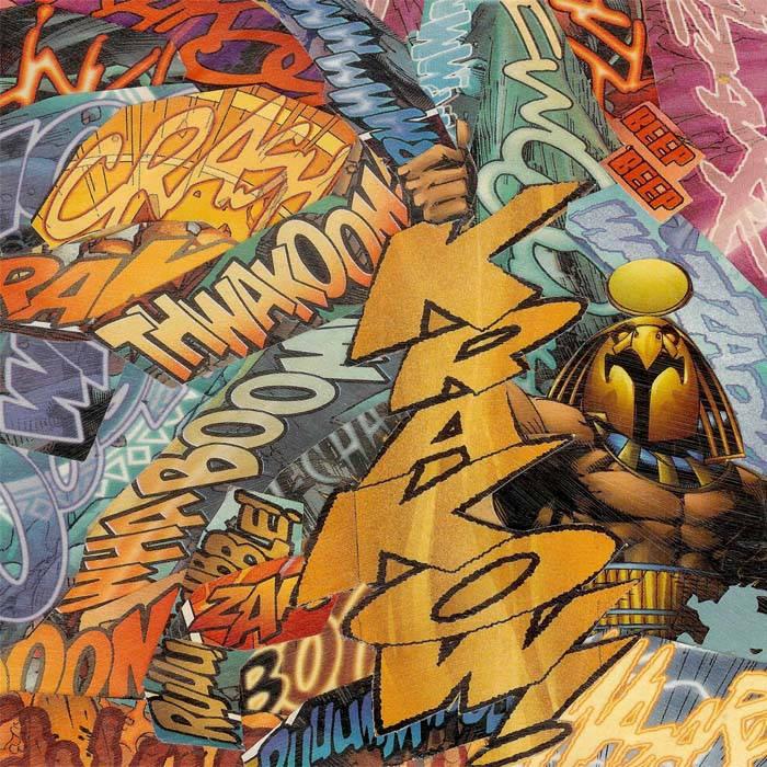 RAS G X SIR FRODERICK cover art