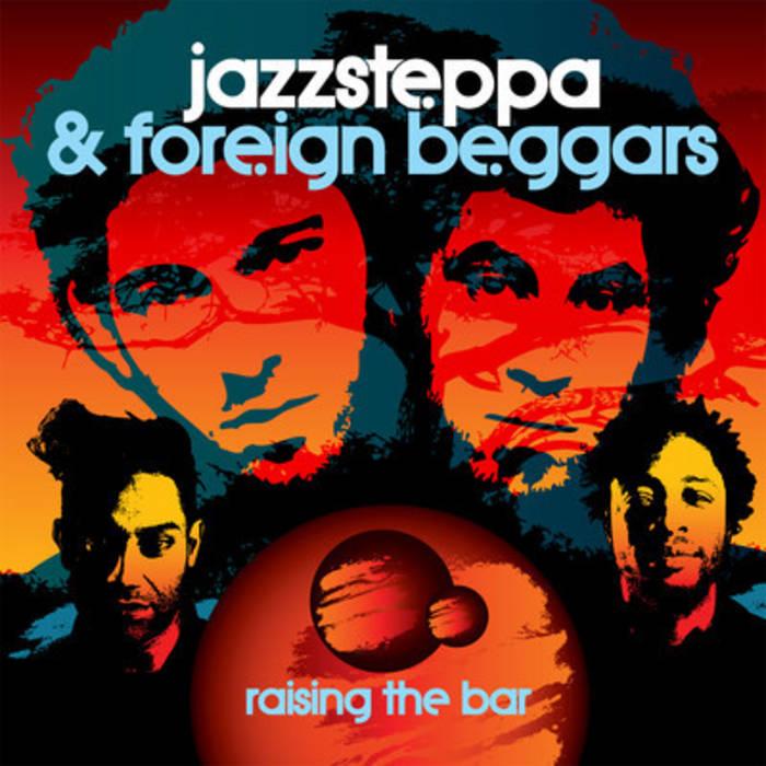 Raising The Bar cover art