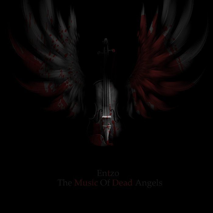 The Music Of Dead Angels cover art