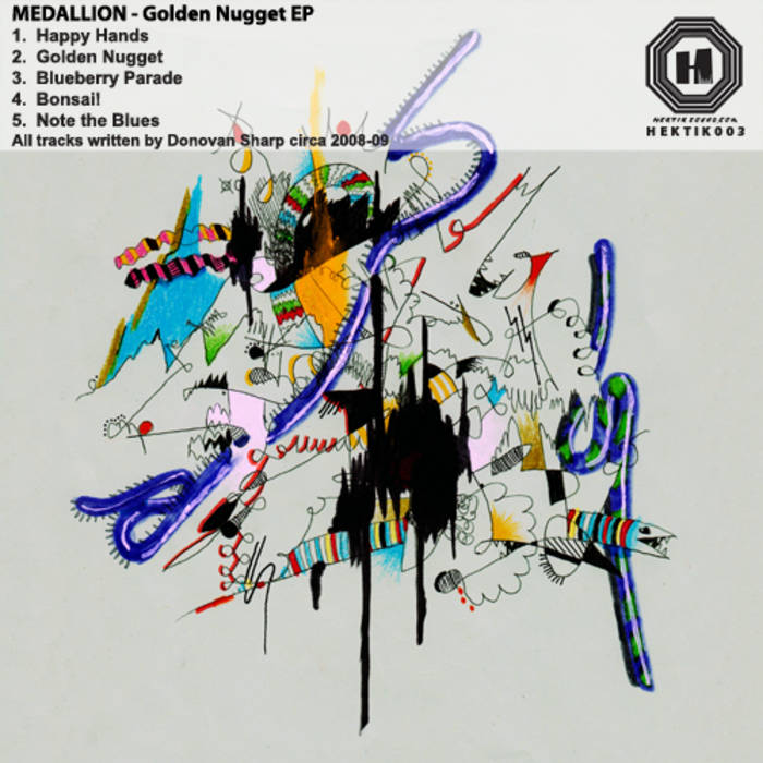 Golden Nugget EP cover art
