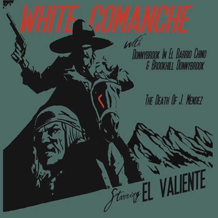 White Comanche cover art