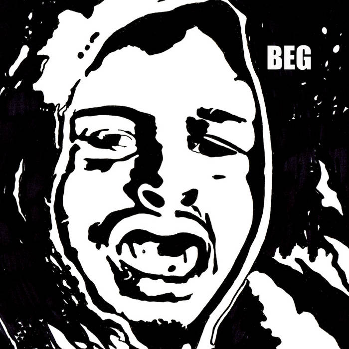HYG012: BEG - SELF-TITLED CDR cover art