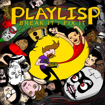 BREAK IT / FIX IT cover art