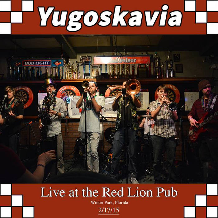 Live at the Red Lion Pub cover art