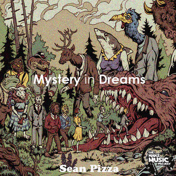 Mystery in Dreams cover art