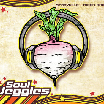 Soul Veggies cover art