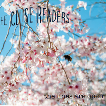 the lines are open cover art