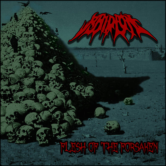 Flesh of the Forsaken cover art