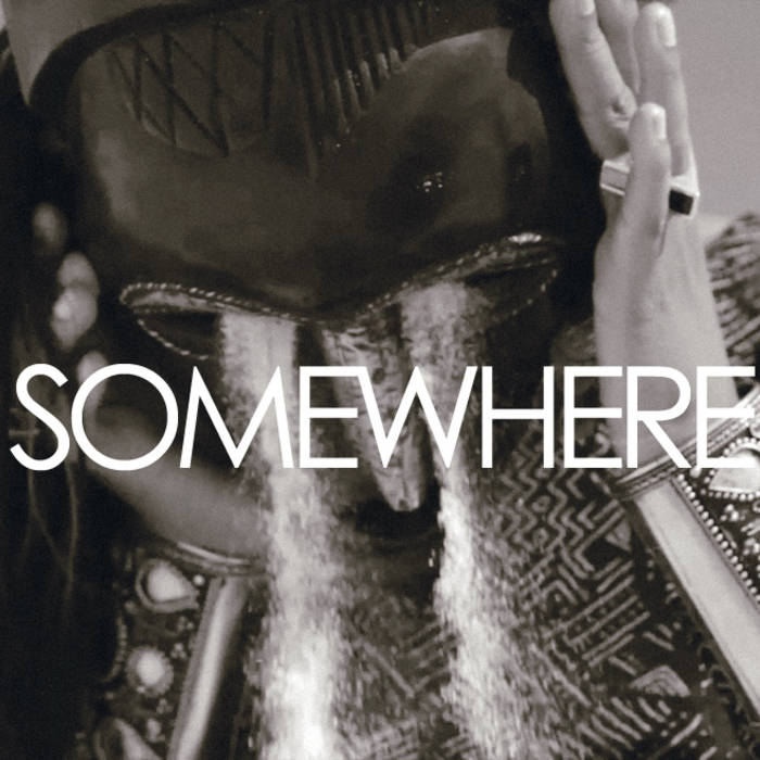 Somewhere EP cover art