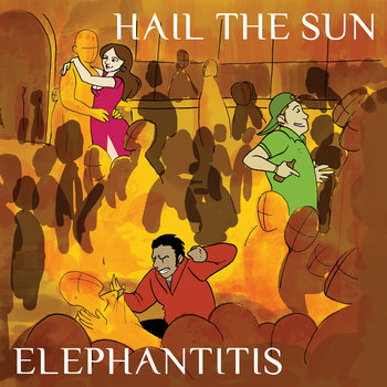 Elephantitis cover art