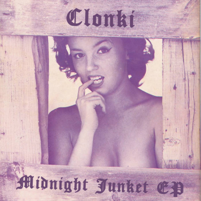 midnight junket ep cover art