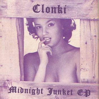 midnight junket ep cover art