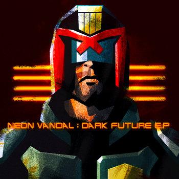 DARK FUTURE : E.P cover art