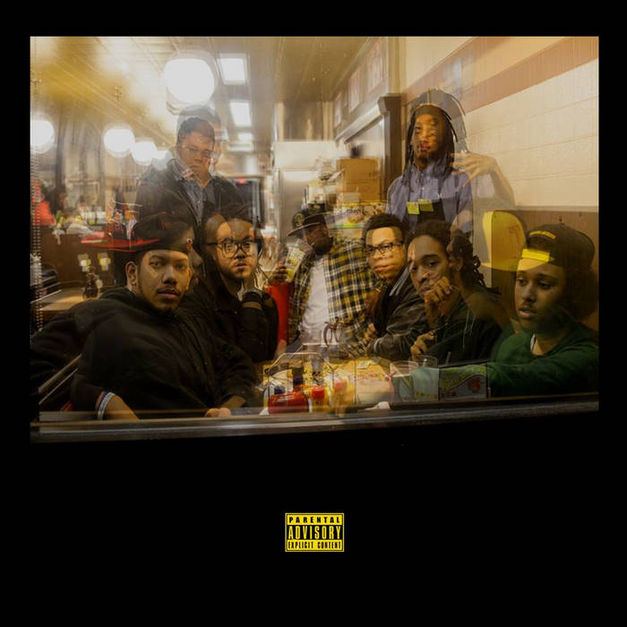 20 East, Vol. 2: Waffle House Diaries cover art