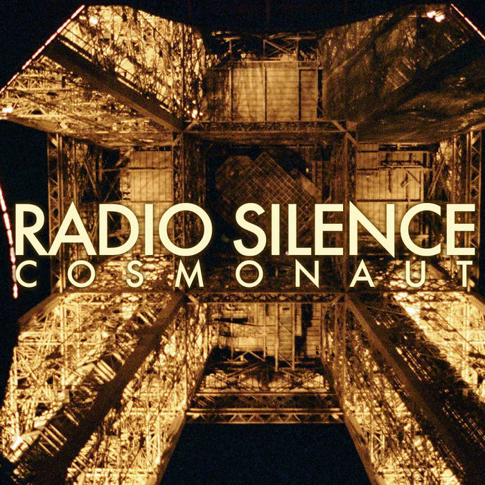 "Radio Silence 7"" cover art"