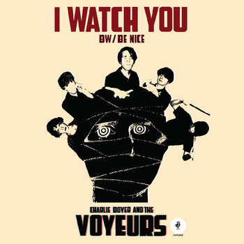 I Watch You cover art
