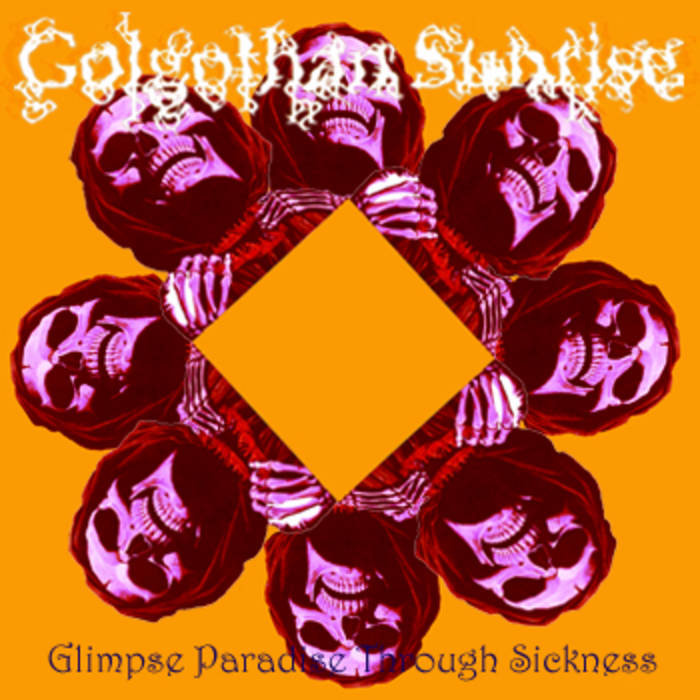 Glimpse Paradise Through Sickness cover art