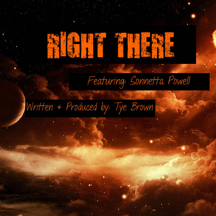 """Right There"" Featuring: Sonnetta Powell cover art"