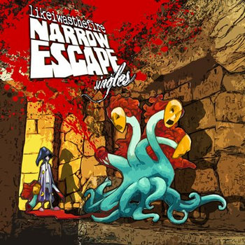 Narrow Escape Singles cover art