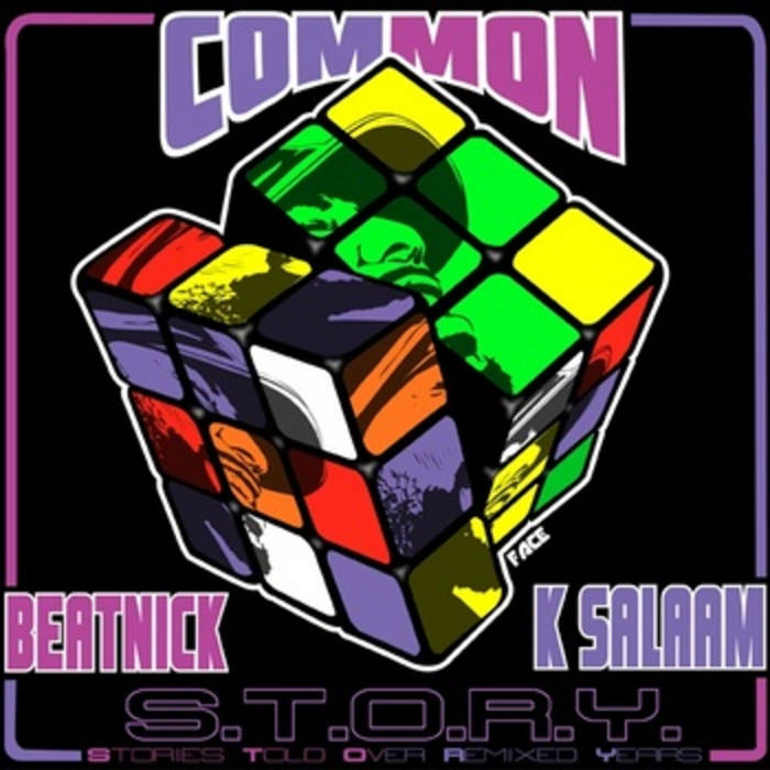 Common - S.T.O.R.Y. cover art