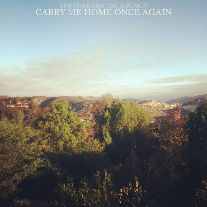 Carry Me Home Once Again cover art