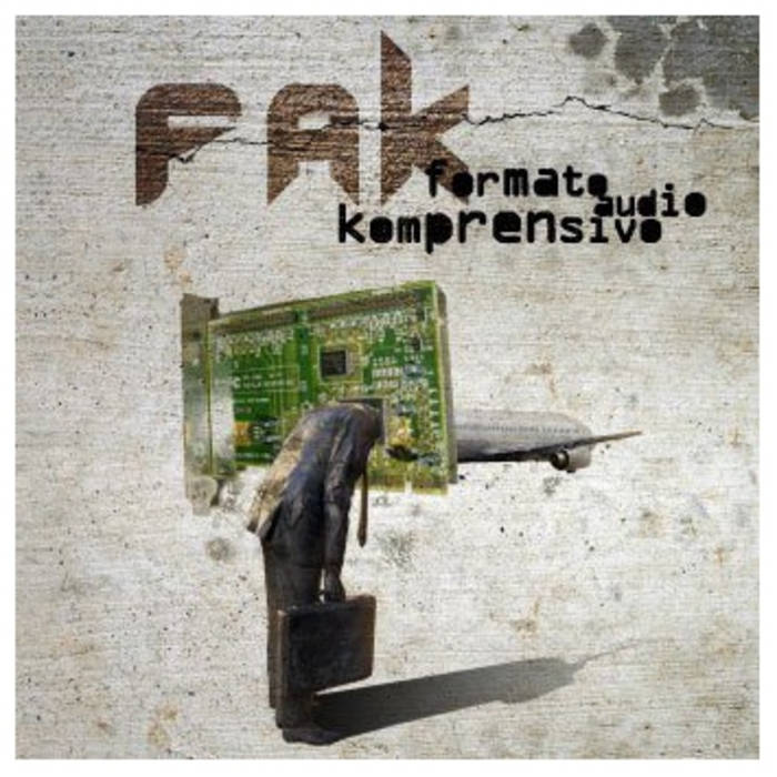 F.A.K. 2010 cover art