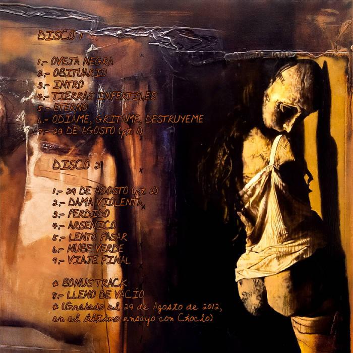 tierras infertiles disco 1 cover art