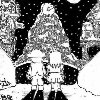 Pirate et Princesse (hiver) [2015] cover art