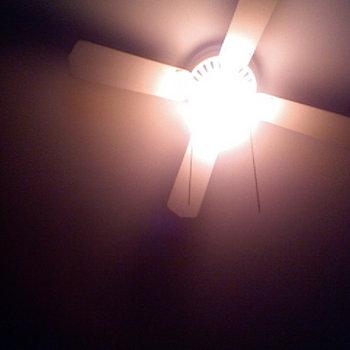 ceiling fan winter cover art