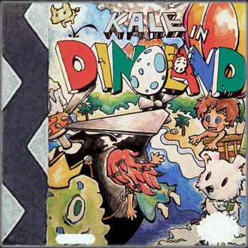 Kale in Dinoland Soundtrack cover art
