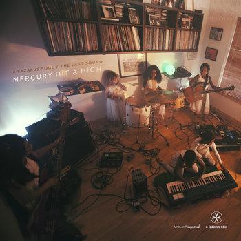 Mercury Hit A High E.P cover art