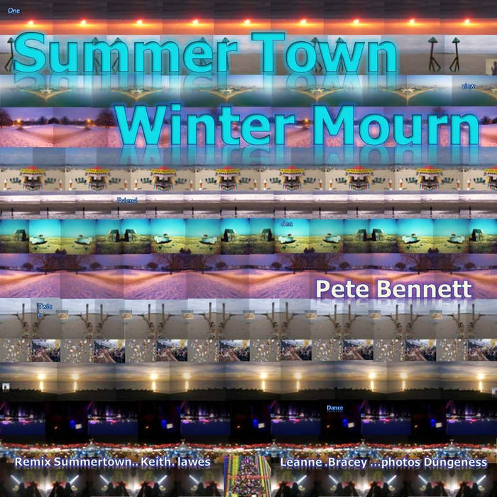 Summer Town Winter Mourn cover art