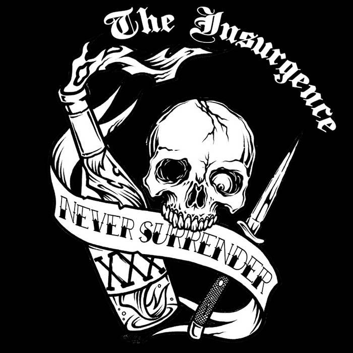 Never Surrender cover art
