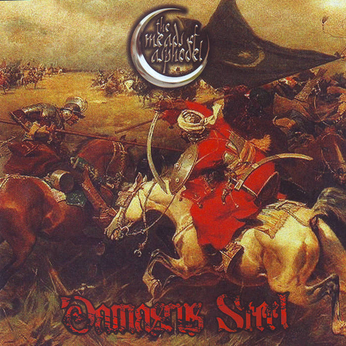 2005 - Damascus Steel (LP) cover art