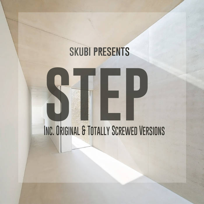 Step cover art