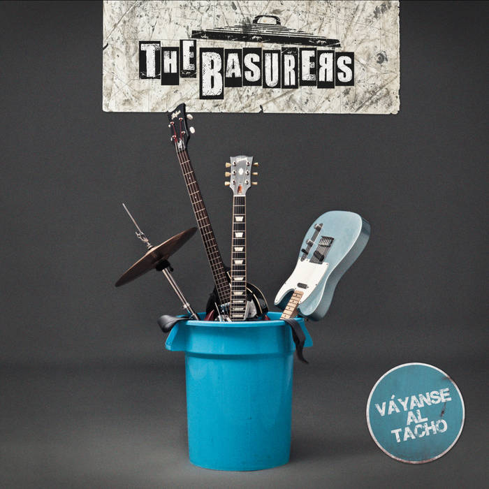 Váyanse al tacho (EP) cover art