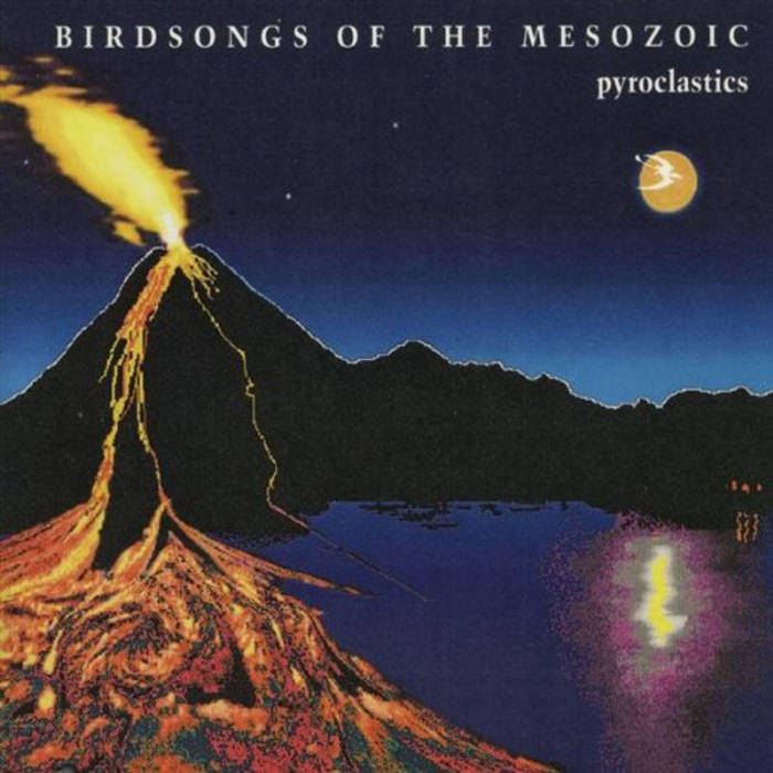 Pyroclastics cover art