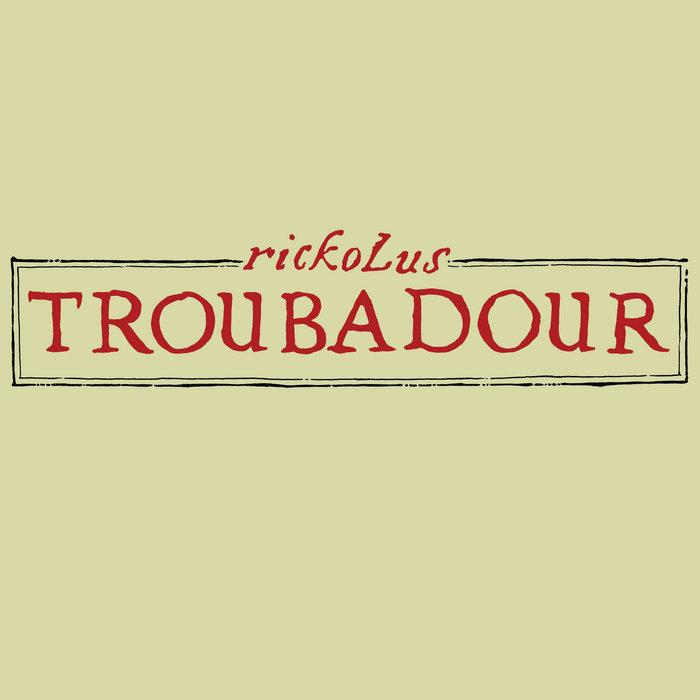 Troubadour cover art