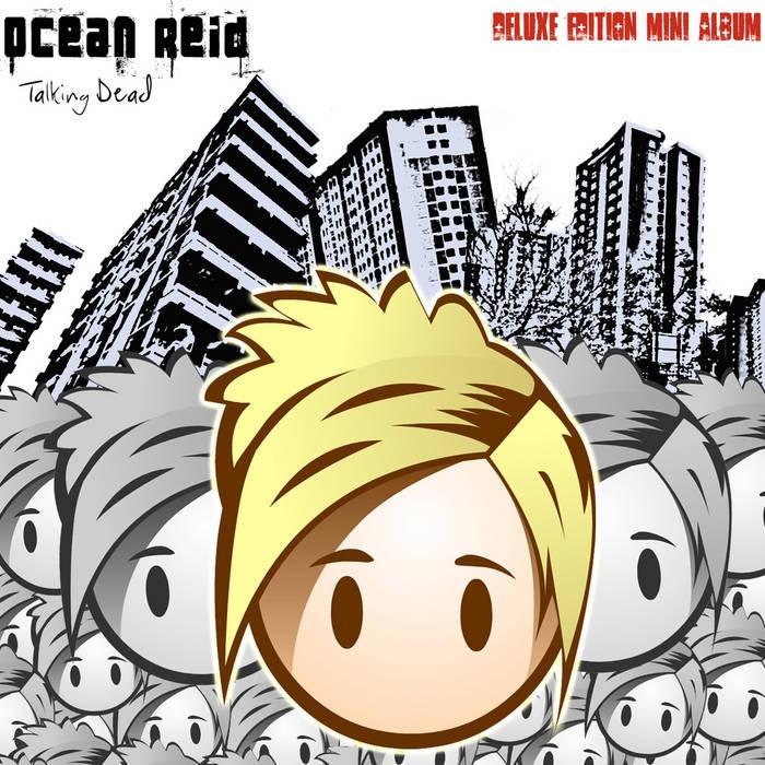Talking Dead (Deluxe Edition Mini Album) cover art