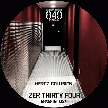 Zer Thirty Four cover art