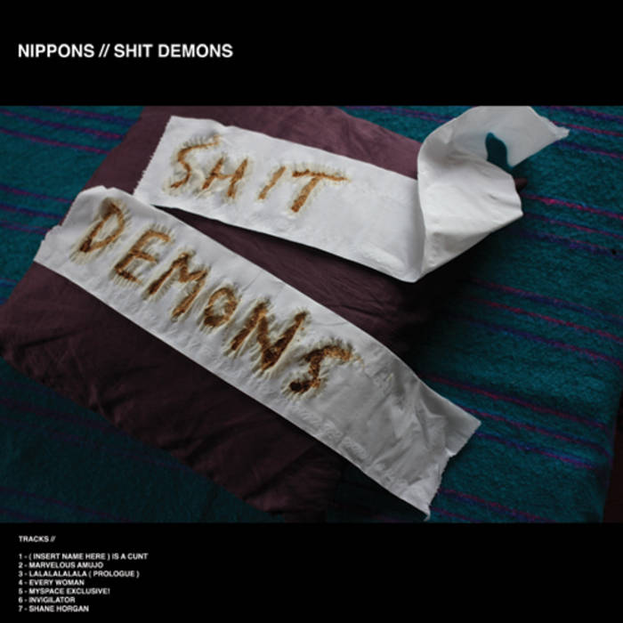 Shit Demons cover art