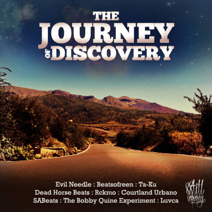The Journey Of Discovery cover art