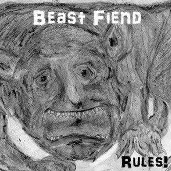 Beast Fiend Rules! cover art