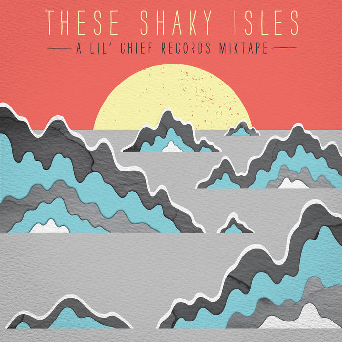 These Shaky Isles cover art