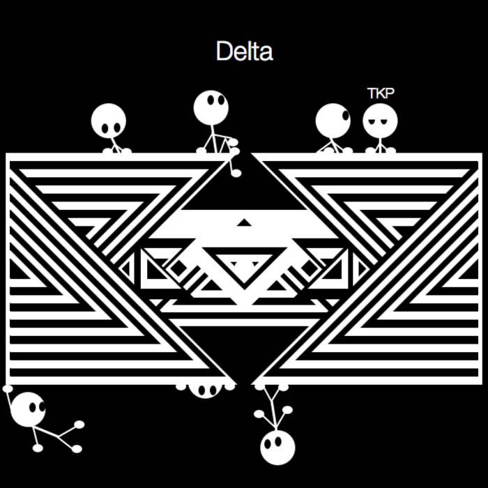 Delta - EP cover art